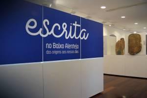 História da 'Escrita no Baixo Alentejo – das origens aos nossos dias' vai estar em Évora até setembro