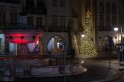 Évora declarou a chegada do Natal com iluminação nas ruas