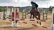 Associação Hípica de Estremoz premiada na poule de obstáculos em Elvas