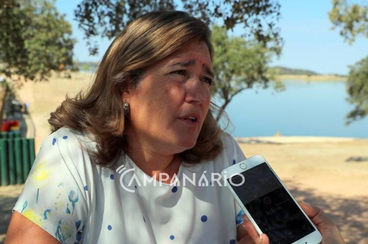 """Mourão avança """"já no próximo mês"""" com investimento de 700 mil euros para requalificar Cineteatro, diz Maria Clara Safara (c/som)"""