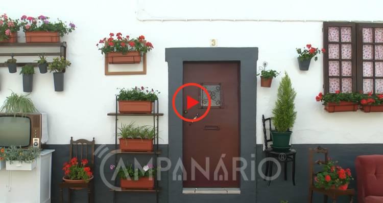 Veja aqui o vídeo de algumas das ruas floridas do concelho de Vila Viçosa a concurso até 30 de junho