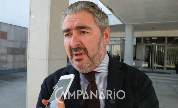 """""""Poderemos ter condições no Alandroal para pagar o empréstimo do FAM"""" e """"realizar as obras essenciais"""", considera João Grilo (c/som)"""