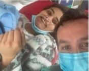 Bebé nasce a caminho do hospital dentro de ambulância dos Bombeiros de Grândola