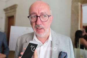 """""""O problema demográfico do Alentejo é complexo e tem que ser resolvido nos próximos anos"""", diz Ceia da Silva (c/som)"""