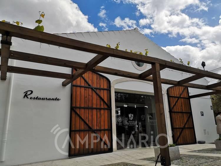 Conheça aqui o novo espaço de restauração da Adega Cooperativa de Borba, sob gerência de Joaquim Espiga (c/vídeo)