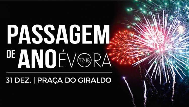 Évora irá celebrar a passagem de ano