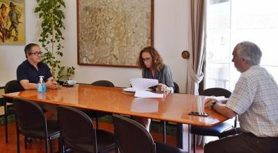 """Câmara de Évora e Associação """"Chão dos Meninos"""" assinam contrato de comodato"""