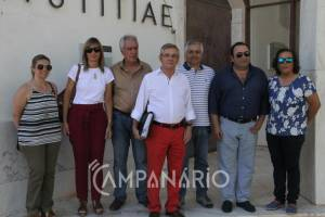 PS entregou lista de candidatos aos diferentes órgãos autárquicos do concelho de Vila Viçosa