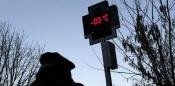 """Vem aí """"a noite mais fria"""" no Alentejo. Évora atinge temperaturas negativas de dois graus abaixo de zero, diz meteorologista do IPMA (c/som)"""