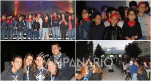 """Festa de final de ano é um """"momento único do Agrupamento"""" de Escolas de Vila Viçosa, diz diretor. A RC mostra-lhe as fotos (c/som)"""