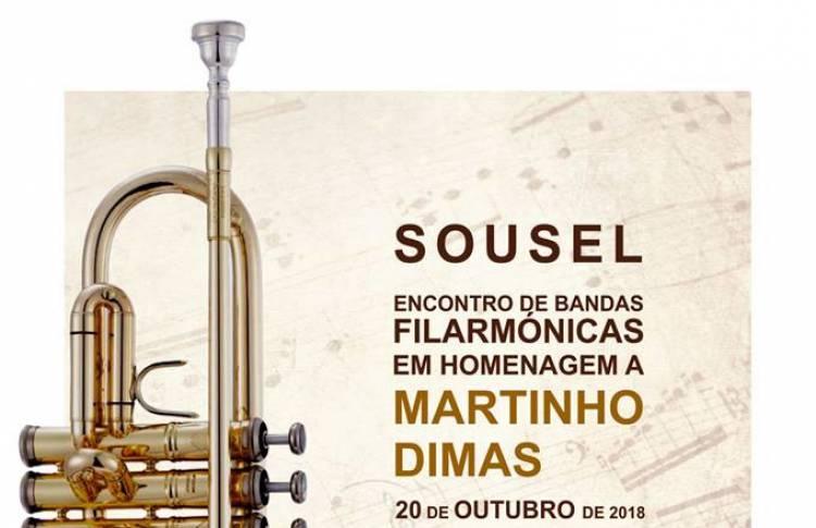 Sousel promove Encontro de Bandas Filarmónicas neste sábado (c/programa)