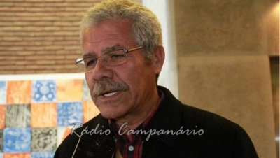 Presidente do município de Redondo na Comissão de Honra do 1º Concurso Cidades do Vinho