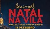 """Praça Dr. Carlos Moreira é inaugurada em Beringel no dia em que se celebra o tradicional """"Natal na Vila"""""""