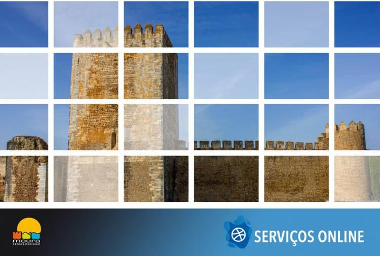 Moura tem novos serviços municipais online