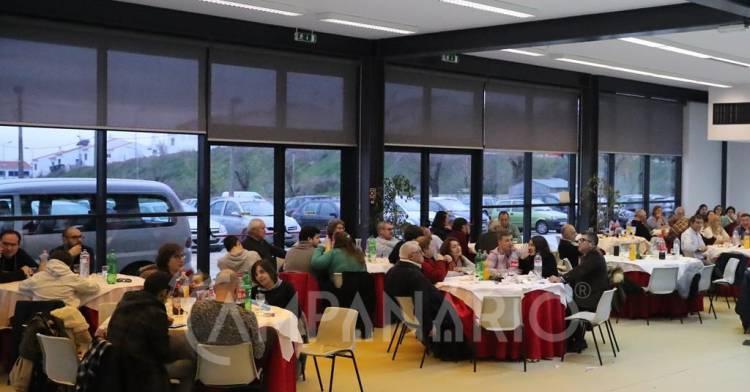 Almoço de Natal proporcionou momentos de convívio aos trabalhadores do Município de Arraiolos (c/som e fotos)