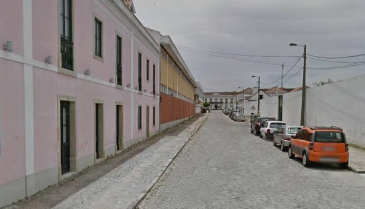 Município de Vendas Novas investe 320 mil € na requalificação da Rua da Escola Prática de Artilharia