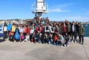 Alunos dos Agrupamentos de Escolas de Moura e Amareleja realizaram batismo de Vela