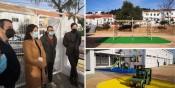 Portalegre: Estão concluídas as obrasde requalificação da Escola EB/JI dos Assentos
