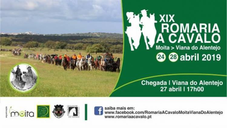 Romaria a Cavalo Moita – Viana do Alentejo apresentada na BTL