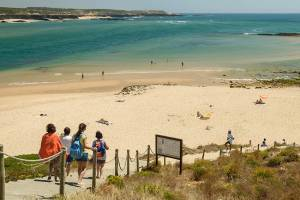 Praias no Alentejo Litoral com serviços de saúde reforçados