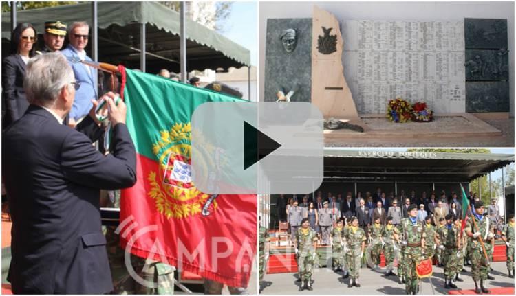 Veja em vídeo a cerimónia que assinalou o 312º aniversário de Regimento de Cavalaria nº3 em Estremoz