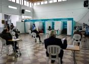 Covid-19: 154 idosos com mais de 80 anos já foram vacinados no concelho do Crato