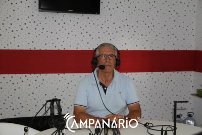 Campanário TV: Em vídeo a entrevista do candidato do PS à Câmara de Reguengos de Monsaraz, Manuel Janeiro(c/vídeo)