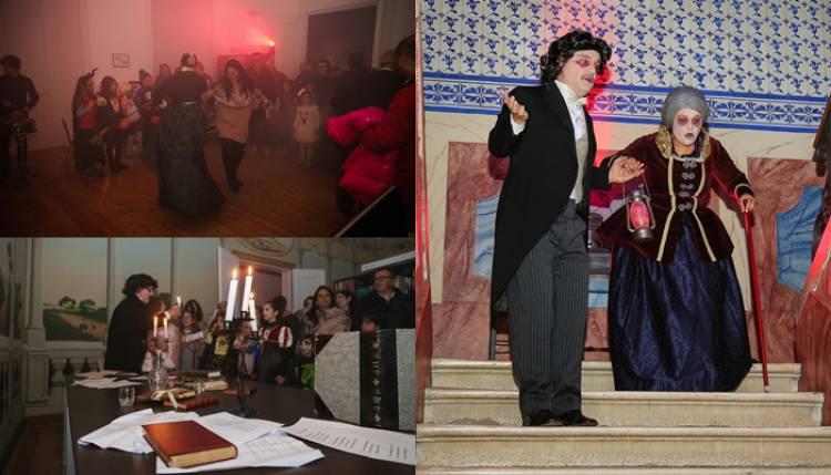 "Município de Reguengos de Monsaraz organiza visita ao ""Palácio Assombrado"" no Halloween (c/fotos)"