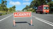 Despiste de viatura ligeira no concelho de Borba provoca dois feridos