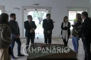 """Investidor do """"Sousel Hotel & Spa"""" na antiga Pousada, garante que """"mão de obra será do concelho"""" (c/som e fotos)"""