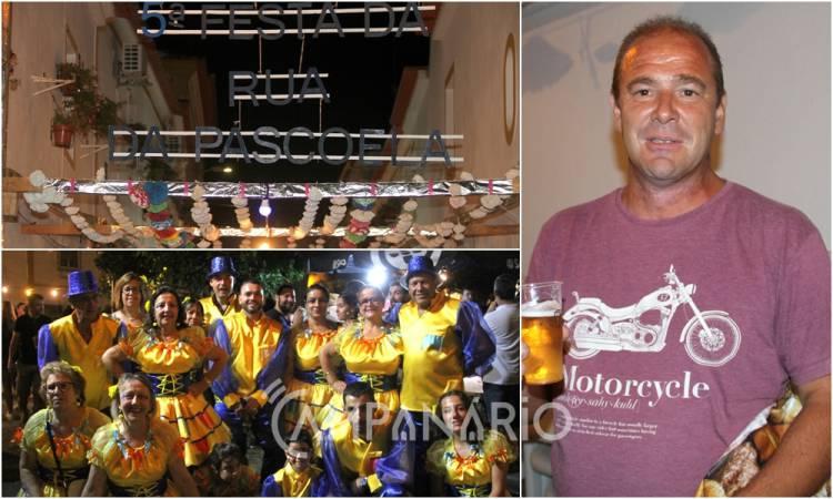 Vila Viçosa: Festa da Rua da Pascoela teve início ontem. A RC esteve presente e falou com Matagosa (c/som e fotos)