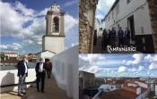 Presidente da CCDR Alentejo visitou obras no concelho de Borba(c/fotos)