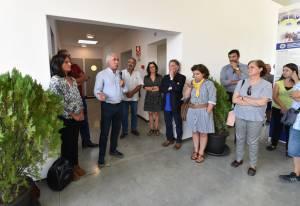 Escola Básica do Bairro de Almeirim em Évora, ampliada e remodelada (c/fotos)