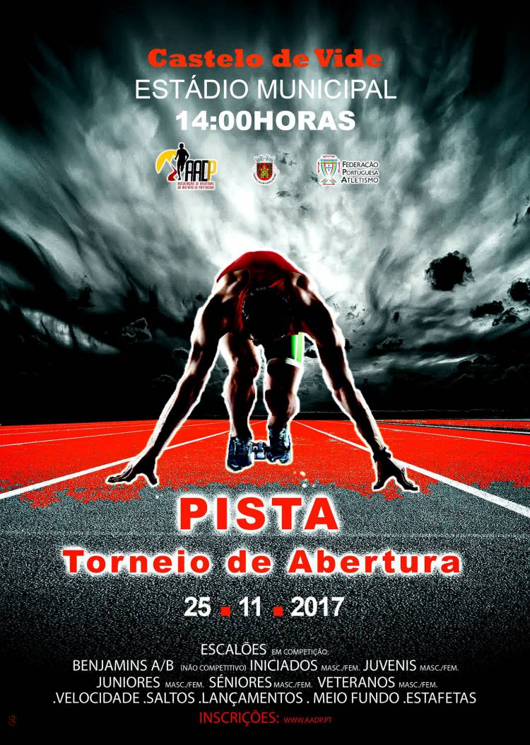 Castelo de Vide recebe inicio de época da Associação de Atletismo do Distrito de Portalegre