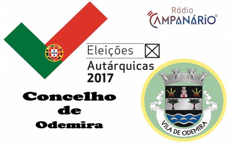 Autárquicas 2017: Os resultados eleitorais do concelho de Odemira (c/dados)