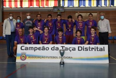 Redondense sagrou-se Campeão da Taça Distrital
