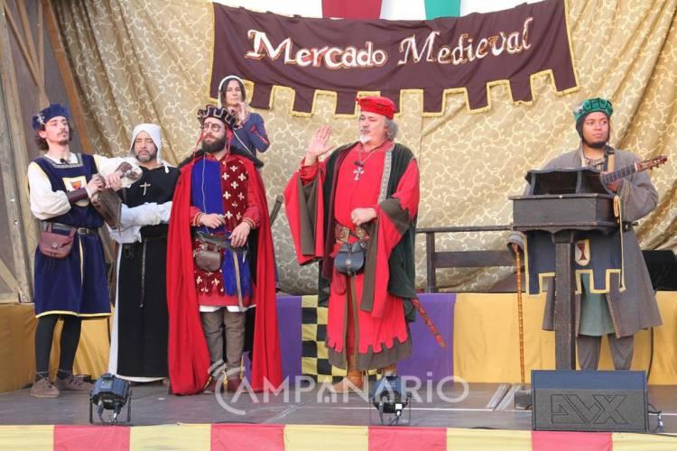 """Portel comemorou a sua """"identidade""""e """"reviveu"""" a sua história com Feira Medieval, afirma o autarca (c/som e fotos)"""