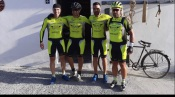 """Embaixadores do Alentejo """"Anjos"""" percorreram mais de 1 000 Km até Santiago de Compostela para promoverem a região"""