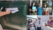COVID-19: Município de Marvão distribui máscaras à população