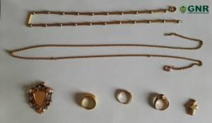 GNR detém dois indivíduos na Vidigueira por furto de ouro