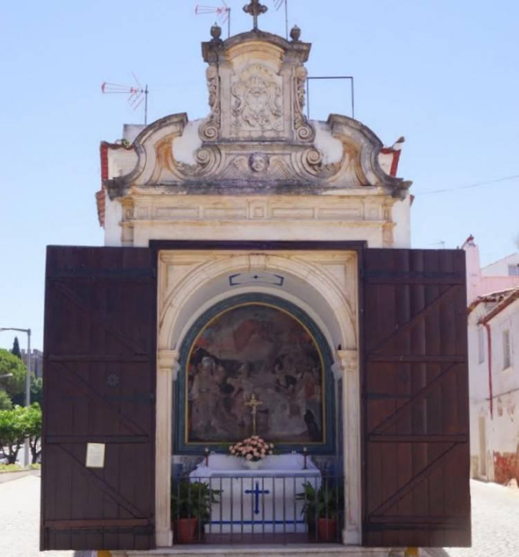 """Estações da Via Sacra, de Vila Viçosa, """"a um passo"""" de classificação como conjunto de interesse público (c/som)"""
