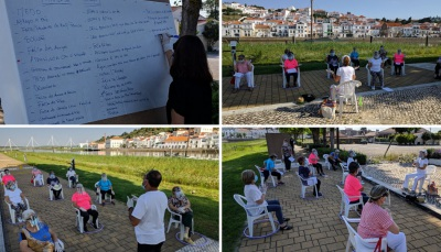 Universidade Sénior de Alcácer do Sal organiza iniciativa de partilha de pensamentos
