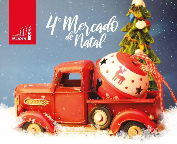 Casa das Barcas em Elvas animada com o 4º Mercado de Natal