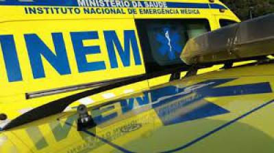 Acidente - Um ferido grave helitransportado para Lisboa em Odemira