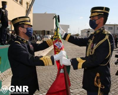 Brigadeiro-general Jorge Bolas de Elvas, é o novo Comandante da Unidade de Controlo Costeiro