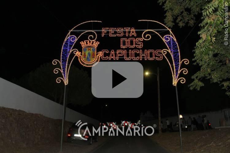 Veja em vídeo as centenárias Festas dos Capuchos em Vila Viçosa