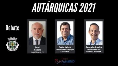 Autárquicas 2021: Em vídeo o debate dos candidatos à Assembleia Municipal de Alandroal