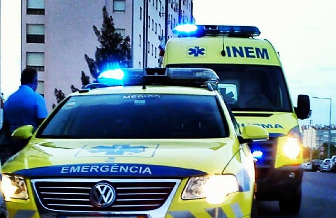 Fuga de gás provoca um morto e cinco feridos em Beja