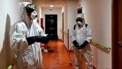 Município de Reguengos de Monsaraz, inicia processo de desinfeção em todos os lares de idosos do concelho .