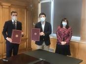 Ourique: Assinado acordo para requalificação da Escola EB 2/3 S de Ourique